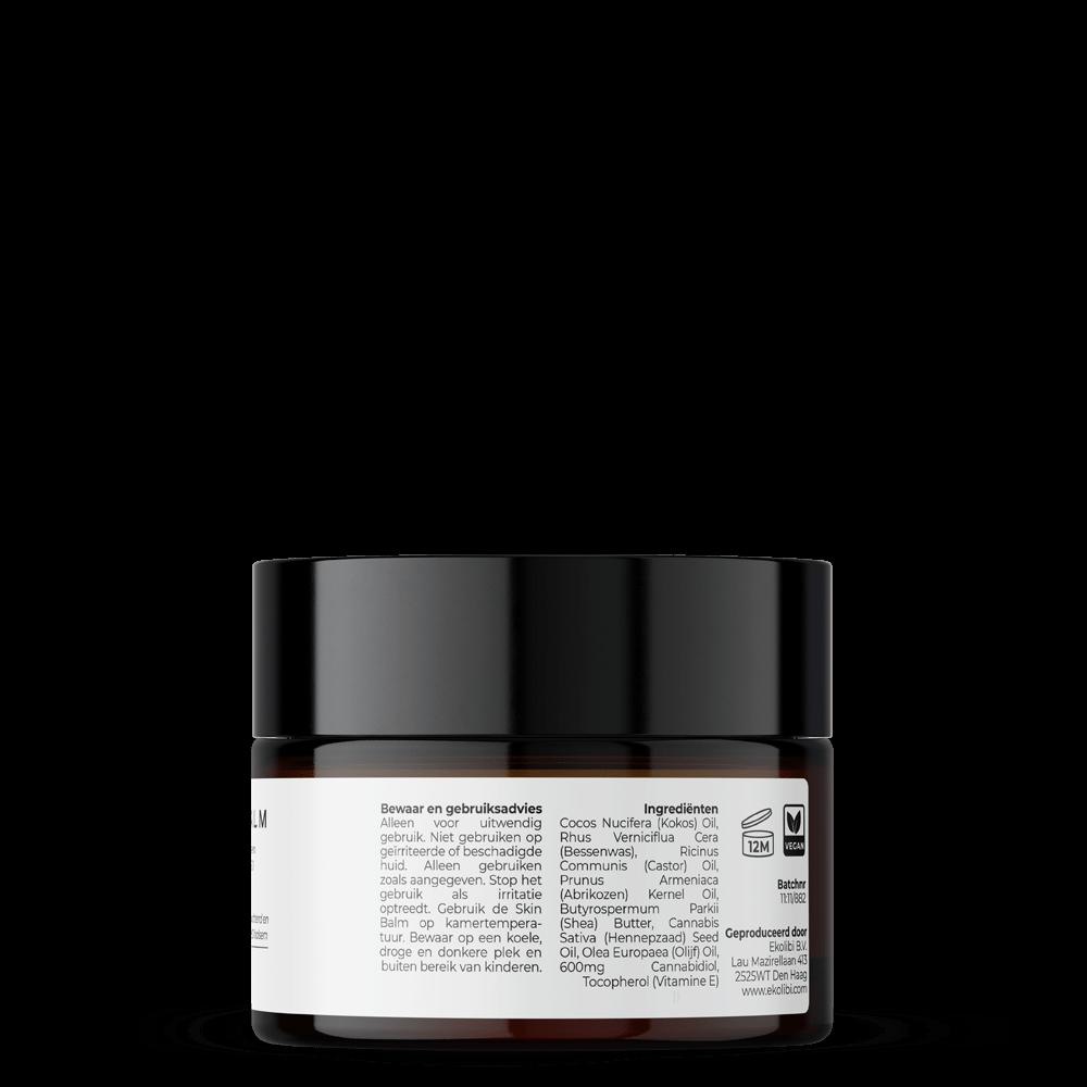 Ekolibi Skin Balm (600mg CBD) 50ml right