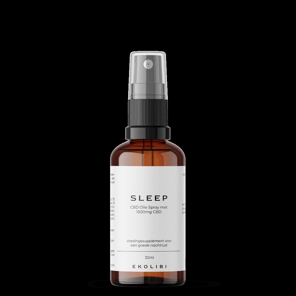 Ekolibi Sleep CBD (5% - 1500mg) 30ml