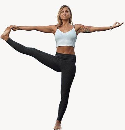 Ekolibi Yoga pose