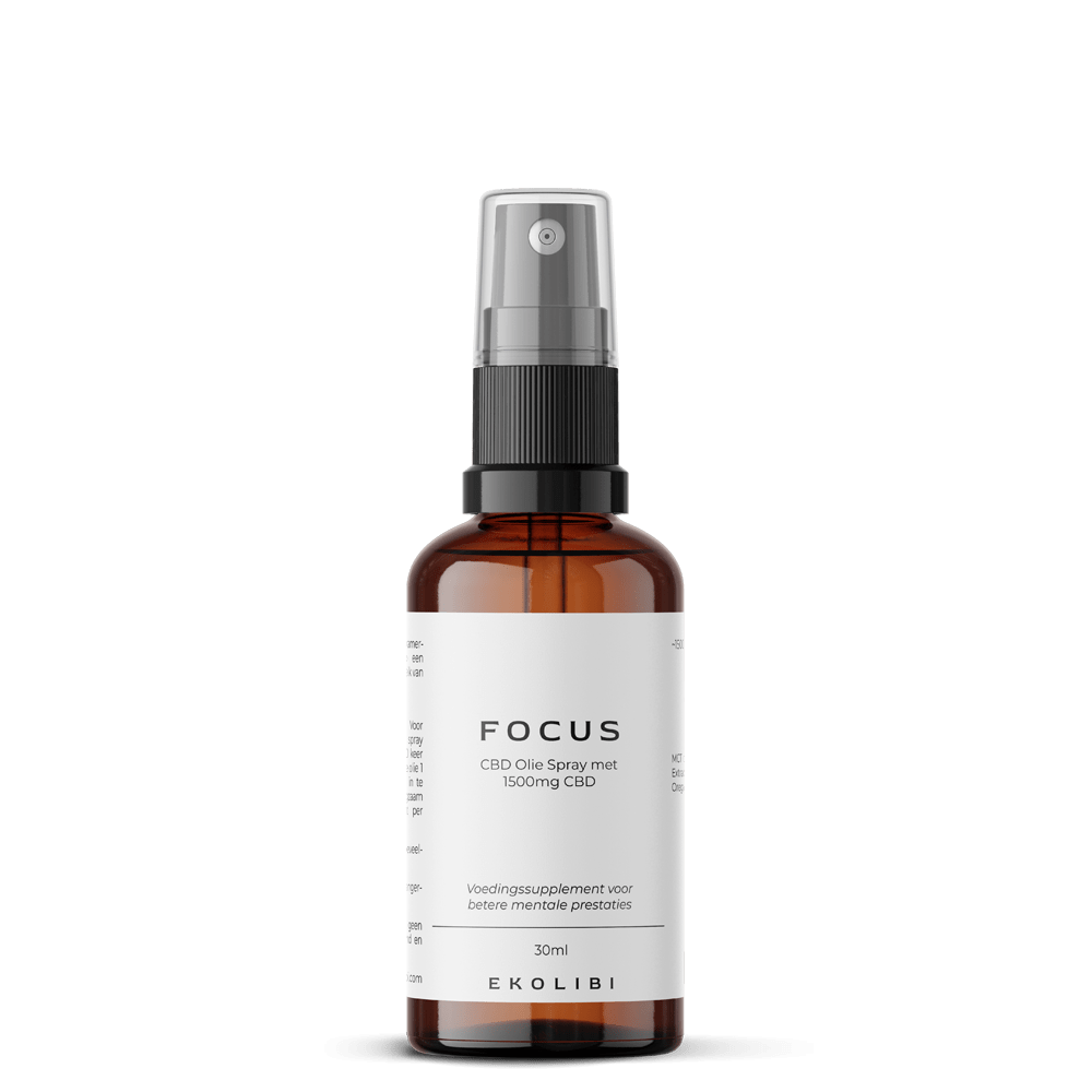Ekolibi Focus CBD (5% - 1500mg) 30ml