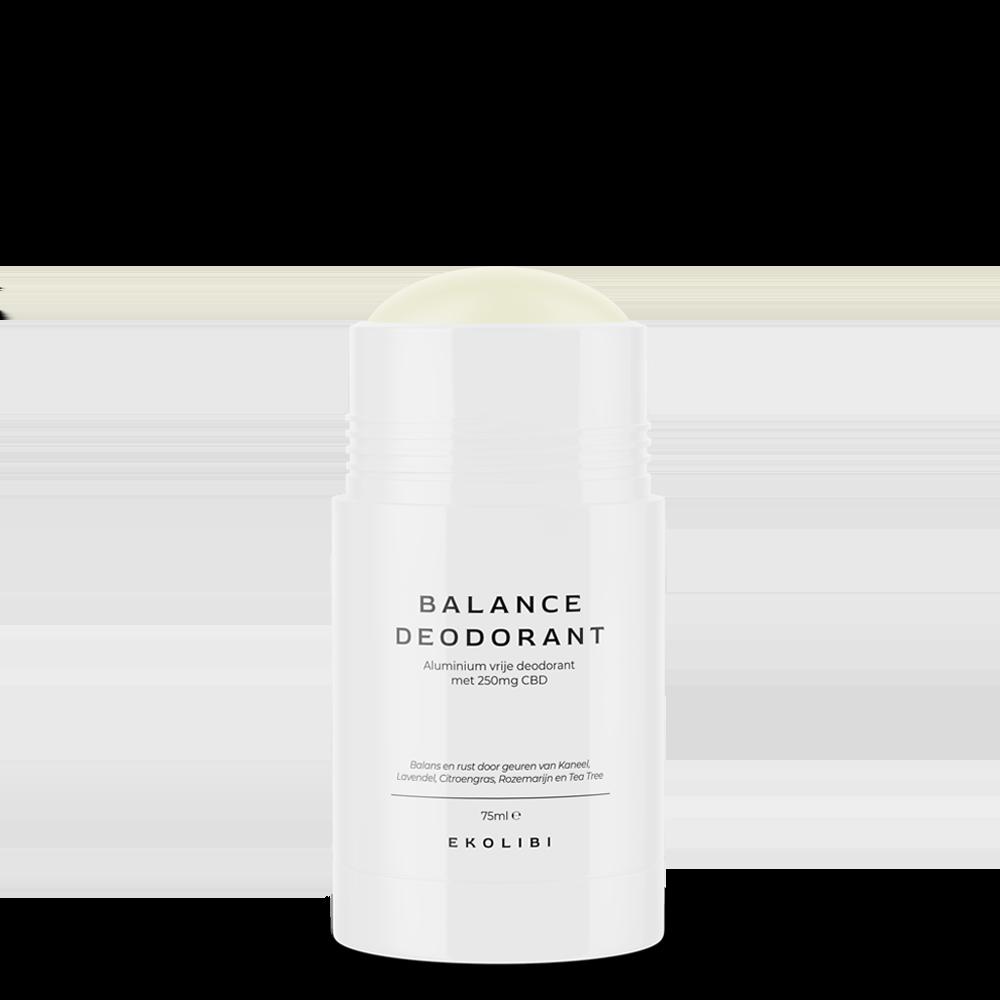 Ekolibi Balance Deodorant (250mg CBD) 75ml