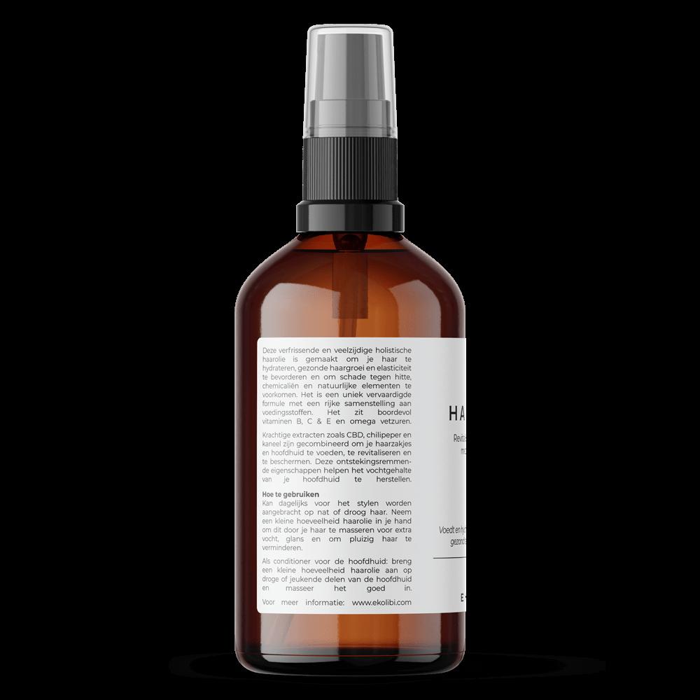 Ekolibi Hair Oil (500mg CBD) 100ml