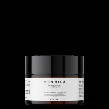 Ekolibi Skin Balm (600mg CBD) 50ml